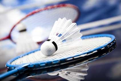 Ausdauer mit Badminton